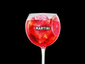 Martini Fiero Tonic